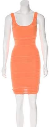 Torn By Ronny Kobo Sleeveless Knee-Length Dress w/ Tags