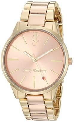 Juicy Couture Black Label Women's Two-Tone Bracelet Watch