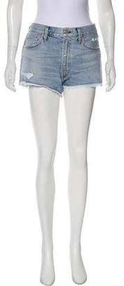 Citizens of Humanity Distressed Denim Shorts w/ Tags