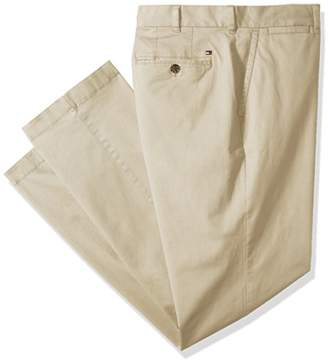 538daff8fa3 Tommy Hilfiger Men s Big and Tall Classic Fit Stretch Chino Pants