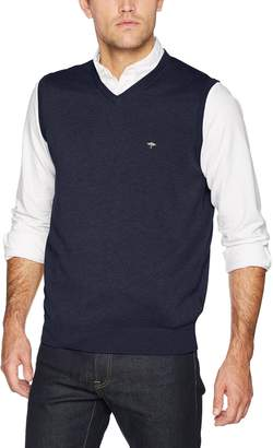 Fynch-Hatton Fynch Hatton Men's Slipover Vest Top