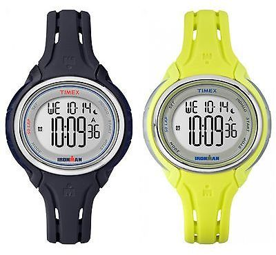 TimexTimex Ironman Sleek | Mid-Size 50-Lap Recall Stopwatch Memory Timer Sport Watch