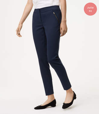 Skinny Zip Pocket Pants in Julie Fit $69.50 thestylecure.com