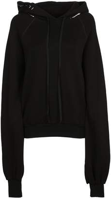 Taverniti So Ben Unravel Project Ben Slit Trim Hoodie