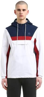 Reebok Classics Ef 1/2 Fz Hooded Cotton Anorak