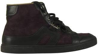Hermes Burgundy Other Trainers