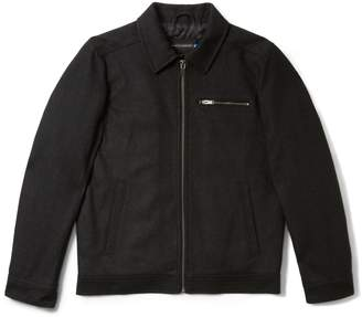 Vince Camuto Mens Collared Jacket