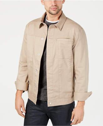 Alfani Men Karden Denim Shirt Jacket
