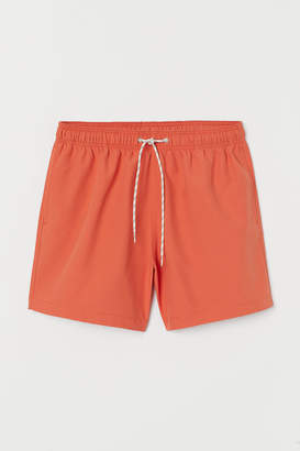 H&M Swim Shorts - Orange