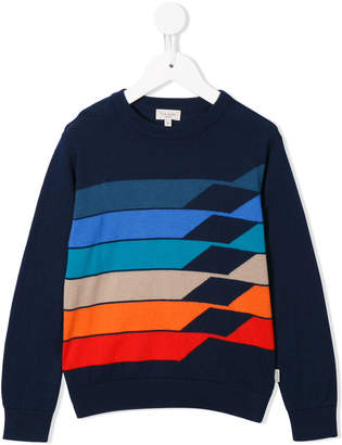 Paul Smith patterned jumper