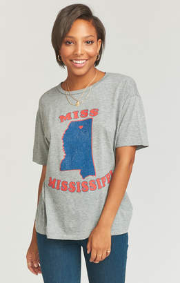 Show Me Your Mumu Travis Tee ~ Miss Mississippi Graphic