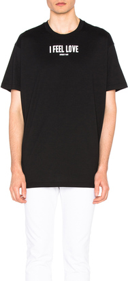 Givenchy Logo Tee $440 thestylecure.com