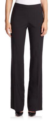 BOSS Tulea Stretch Wool Pants $275 thestylecure.com