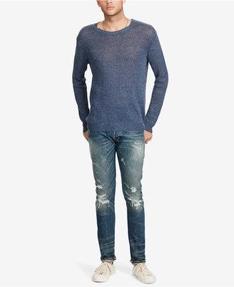 Denim & Supply Ralph Lauren Men's Crew Neck Sweater $98.50 thestylecure.com