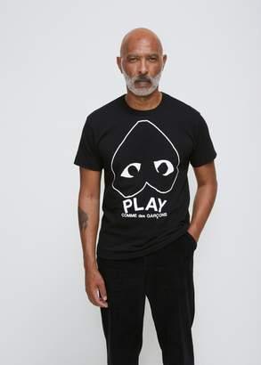 Comme des Garcons Big Heart Logo T-shirt