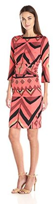 Tracy Reese Women's Laced Tee Dress $348 thestylecure.com