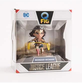 Justice Quantum Mechanix Wonder Woman League Qfig Figure