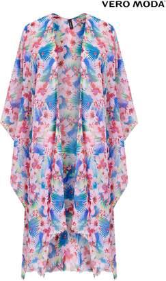 Next Womens Vero Moda Floral Printed Kimono