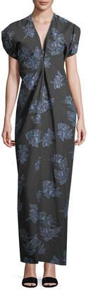 Zero Maria Cornejo Kimono Dress
