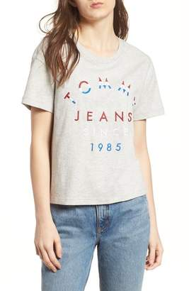 Tommy Jeans Embroidered Graphic Tee