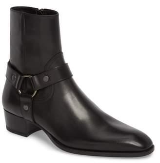 Saint Laurent Wyatt Harness Boot