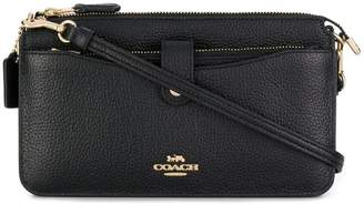Coach Pebble Messenger bag
