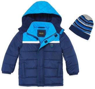 iXtreme Heavyweight Puffer Jacket - Boys-Preschool