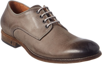 John Varvatos Collection Stanton Leather Derby Shoe