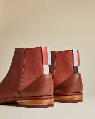 Ted Baker EQUIISE Leather Chelsea boots