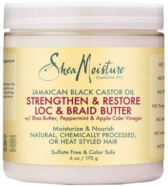 Shea Moisture Sheamoisture Strengthen & Restore Loc & Braid Butter