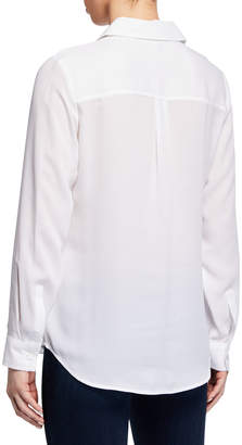 MICHAEL Michael Kors Studded Button-Down Shirt