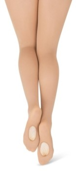 Capezio Ultra Soft Low Rise Transition Tight