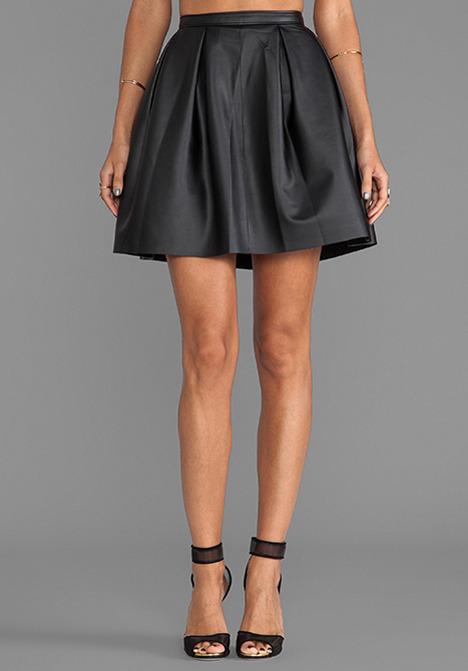 Lauren Conrad Paper Crown by Sutton Skirt