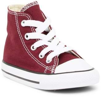 Converse Chuck Taylor All Star Hi-Top Sneaker (Toddler)