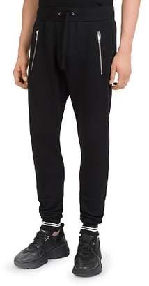 The Kooples Striped-Cuff Sweatpants