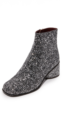 Marc Jacobs Camilla Ankle Booties $395 thestylecure.com