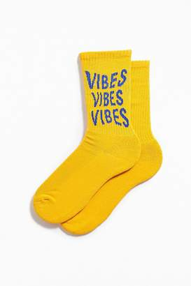 Urban Outfitters Vibes Sport Crew Sock