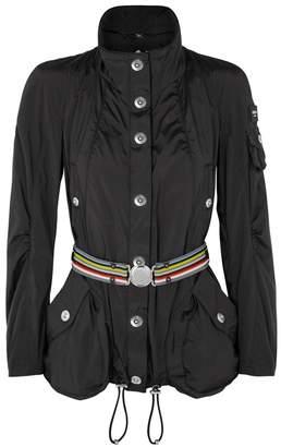 High Alibi Black Stretch Shell Jacket
