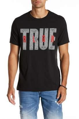 True Religion Logo Print Tee