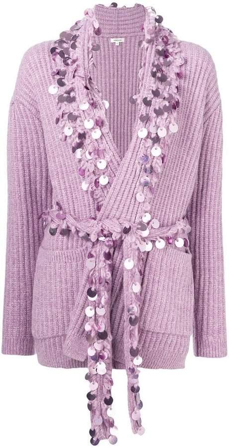 penny sequin cardigan