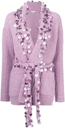 Manoush penny sequin cardigan