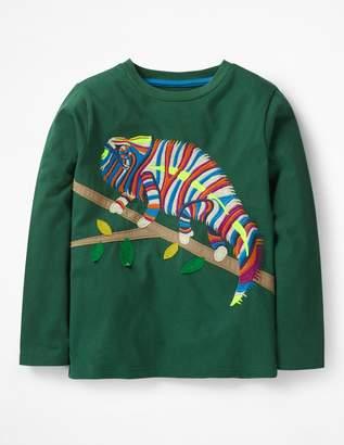 Boden Go Wild Appliqué T-shirt
