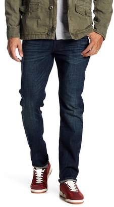 "Lucky Brand Heritage Slim Fit Jeans - 30-36"" Inseam"