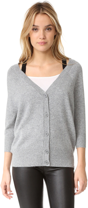 Theory Saline B. Cashmere Sweater $395 thestylecure.com