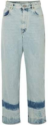 Golden Goose High-rise Straight-leg Jeans