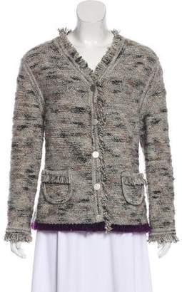 Chanel Wool Jacket