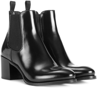 Church's Shirley glossed-leather ankle boots