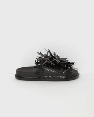 MM6 MAISON MARGIELA Fringe Sandals