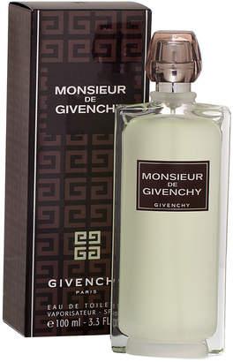 Givenchy Men's 3.3Oz Monsieur De Eau De Toilette