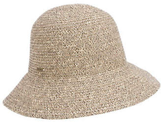 Nine West Tweed Cloche Hat